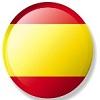 Bandera España Redonda