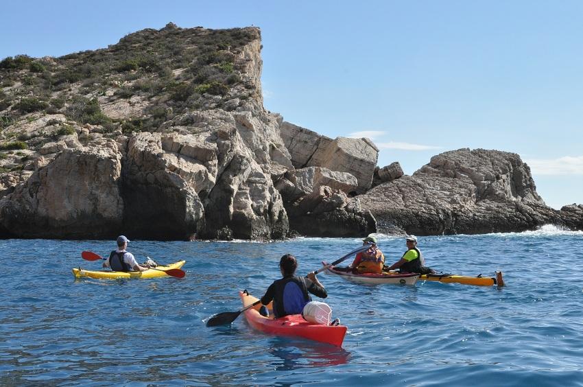 Travesía Kayak 3