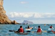 Travesía Kayak 8