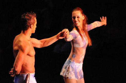 Benidorm Circus 12