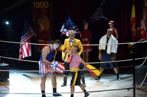 Benidorm Circus 4