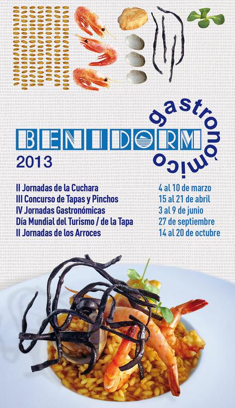 Benidorm Gastronomico 2013