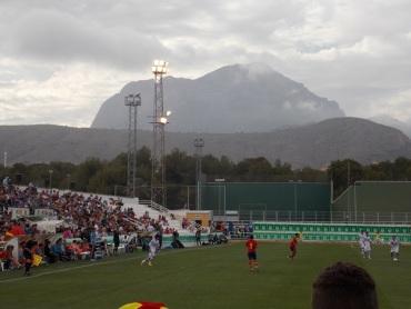 España vs Paraguay 10