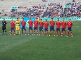 España vs Paraguay 5