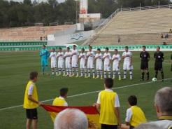 España vs Paraguay 6