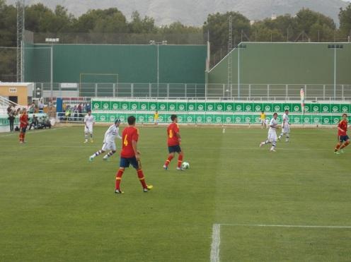 España vs Paraguay 9