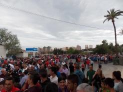 España vs Paraguay