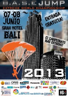 VI Campeonato Mundial Extreme Base Jump