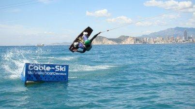 cable ski