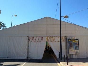 Benidorm en Fallas 2014