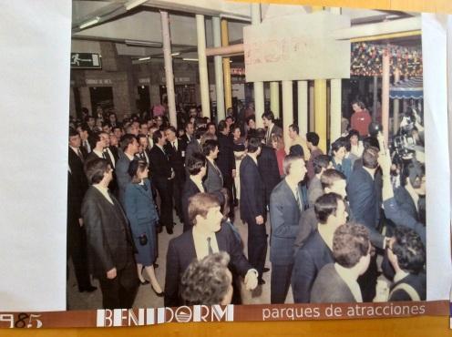 Benidorm Efímero, 30 años en FITUR