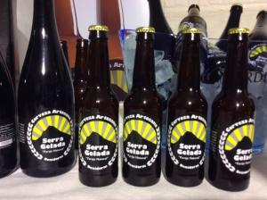 Serra Gelada Cerveza Artesanal Benidorm