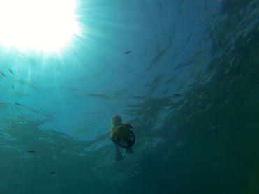 Sea Scooter Benidorm