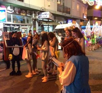 Carnavales Benidorm 2015