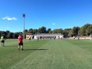Equipo Fútbol Suizo FC Rüti juegando en Benidorm participó en un torneo de fútbol en Benidorm. Los jugadores quedaron maravillados por las instalaciones deportivas del Polideportivo de Benidorm así como del hotel y por supuesto del magnífico clima con el que cuenta Benidorm en Invierno.