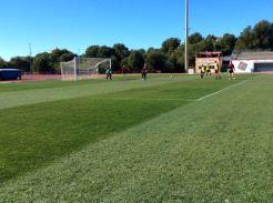 FC Rüti jugando en Benidorm