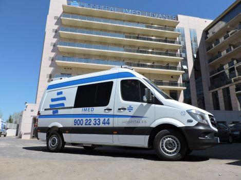 El Hospital IMED Levante es un Centro Hospitalario Privado en Benidorm que ofrece asistencia sanitaria multidisciplinar. El principal objetivo del Hospital IMED Levante es procurar una asistencia sanitaria de calidad, orientada a satisfacer a aquellas personas que decidan utilizar sus servicios.