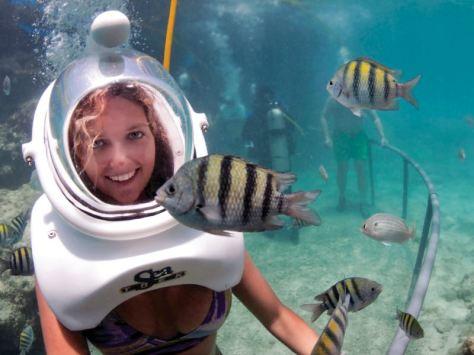 Sea Trek Benidorm Diving Stones 2