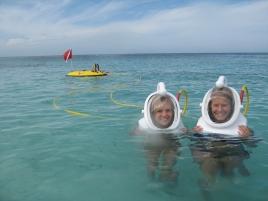 Sea Trek Benidorm Diving Stones 24
