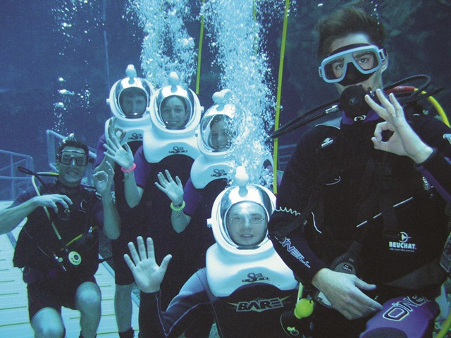 Diving Stones Centro de buceo Benidorm