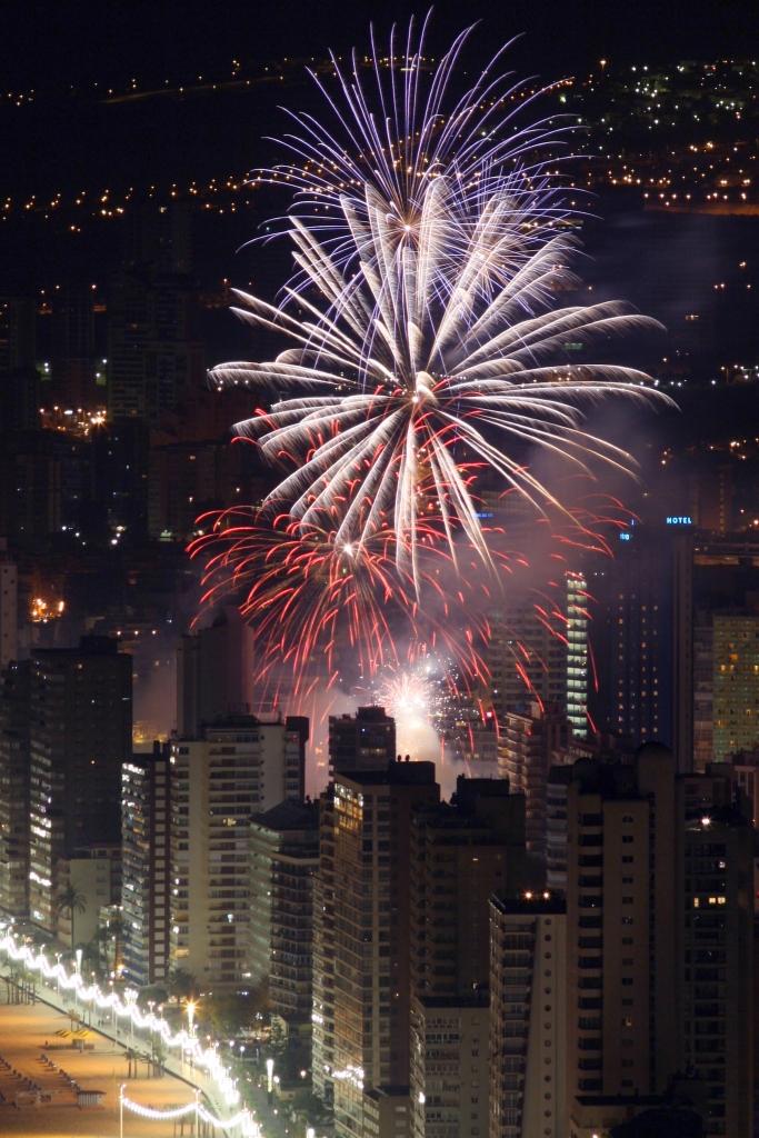Fiesta de Fin de Año en Benidorm