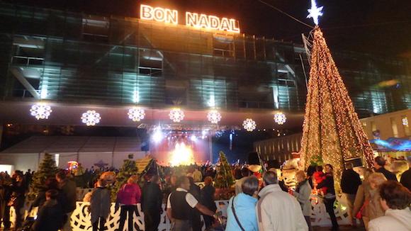 Vive la magia de la Navidad en Benidorm