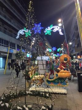 Christmas Time in Benidorm