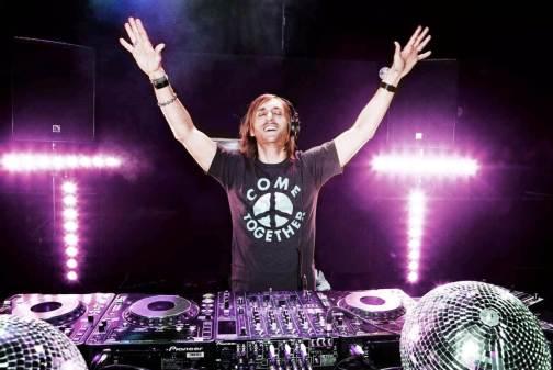 DAvid Guetta Benidorm 2016