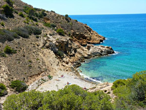 Playa Cala Mal PAs Benidorm