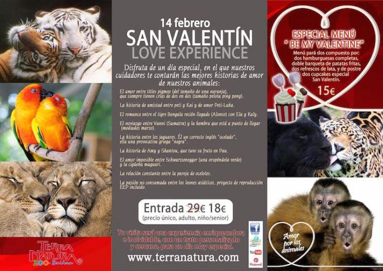San Valentín Benidorm