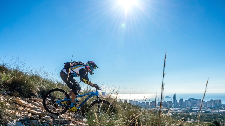 Rutas de Mountain Bike por y en Benidorm