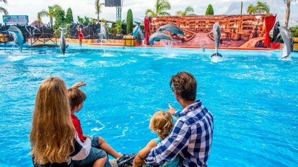 MUndomar Benidorm Parque de animales acuáticos para toda la familia