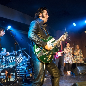 From the Organisers of Porthcawl, the Worlds largest ELVIS PRESLEY Festival, we invite you to join us for a three day celebration of the King in the coastal resort of #Benidorm