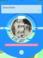 Pokeparada Parque de Elche (Dama de Elche) #BenidormPokemonGo