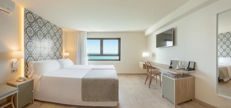 Habitación RH Hotel Canfali