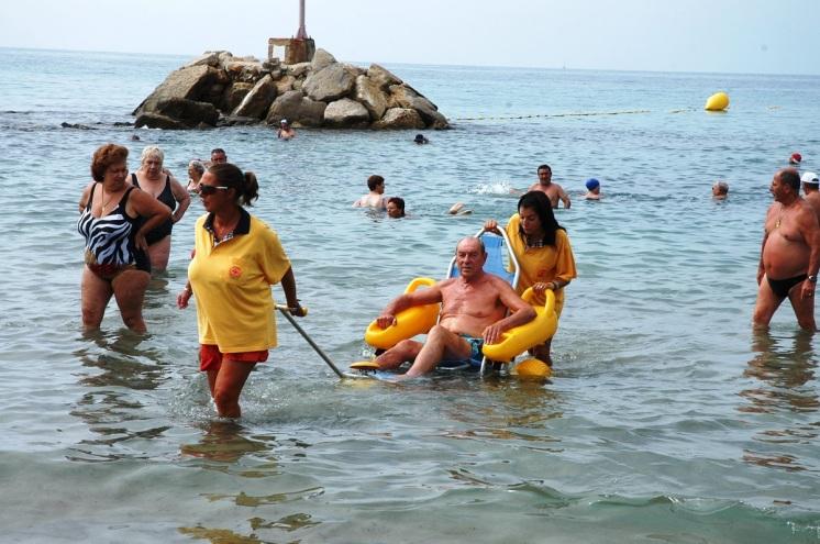 Benidorm Destino Turístico Accesible 2018 (4)