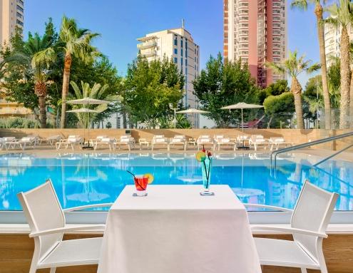 Bar Pool Hotel Don Pancho