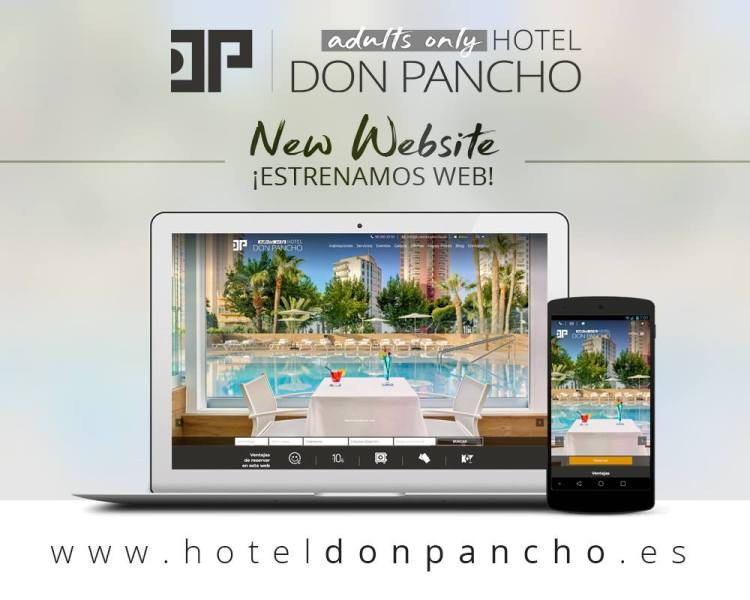 Web Hotel Don Pancho