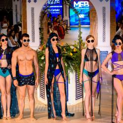 Modelos del premio nacional moda baño, Benidorm