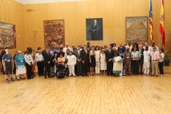 Dia internacional de las personas sordociegas en Benidorm