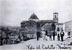 Renace el castillo de Benidorm