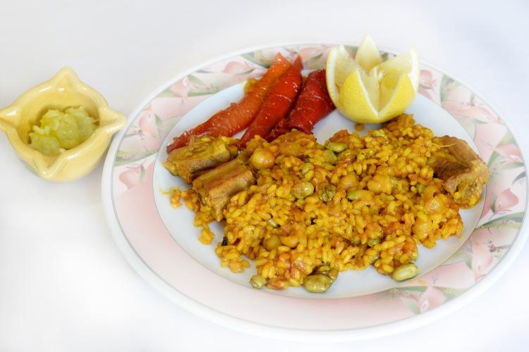 la marina - arroz
