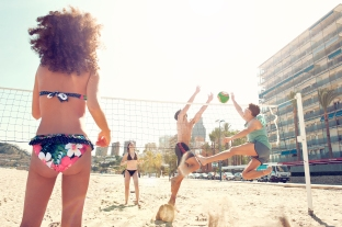 Volleyball Playa de Poniente Benidorm